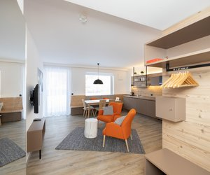 4-5 Personen Apartment | © Hinterramskogler