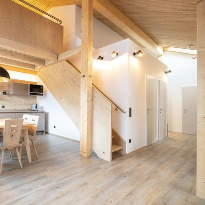 6-8 Personen Apartment | © Hinterramskogler